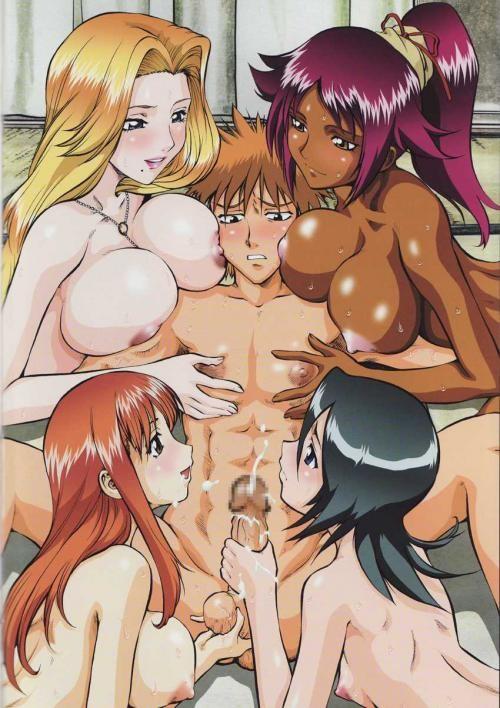 Порно фото аниме блич 4116 фотография